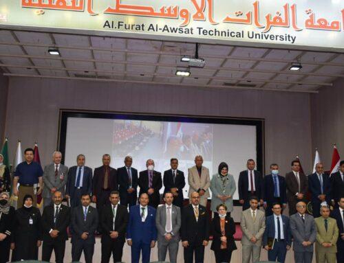 مؤتمر ضمان الجودة والاعتماد الاكاديمي الثاني للجامعات التقنية الأربعة ..