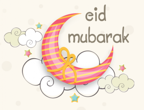 Happy Eid from all of us at BETC